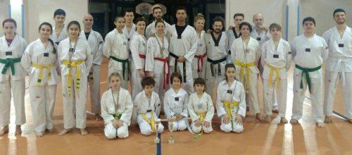 A Cervia i ragazzi del taekwondo Bologna Polisportiva Santa Viola conquistano 13 ori!