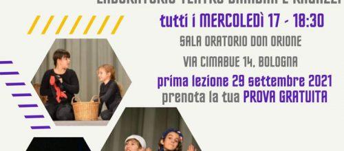 Teatro ViolaLAB: Laboratorio teatro bambini e ragazzi